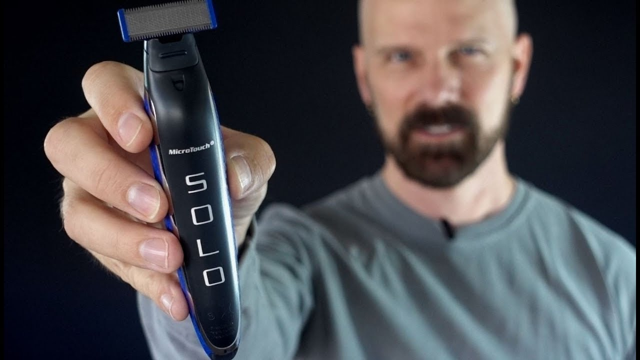 Micro Touch Solo - мужской триммер в Сочи