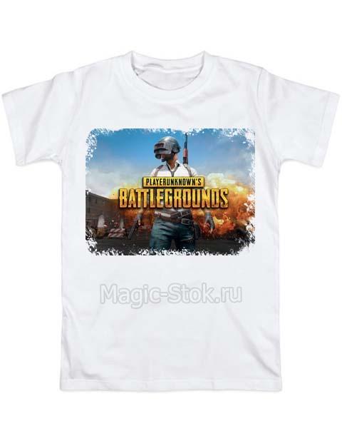 b634d5782d27a Футболка PLAYERUNKNOWN'S BATTLEGROUNDS майка. Купить футболка  playerunknown's battlegrounds ...