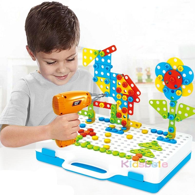 Детский развивающий конструктор Create and Play в Волгограде