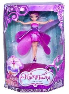 Летающая фея в коробке