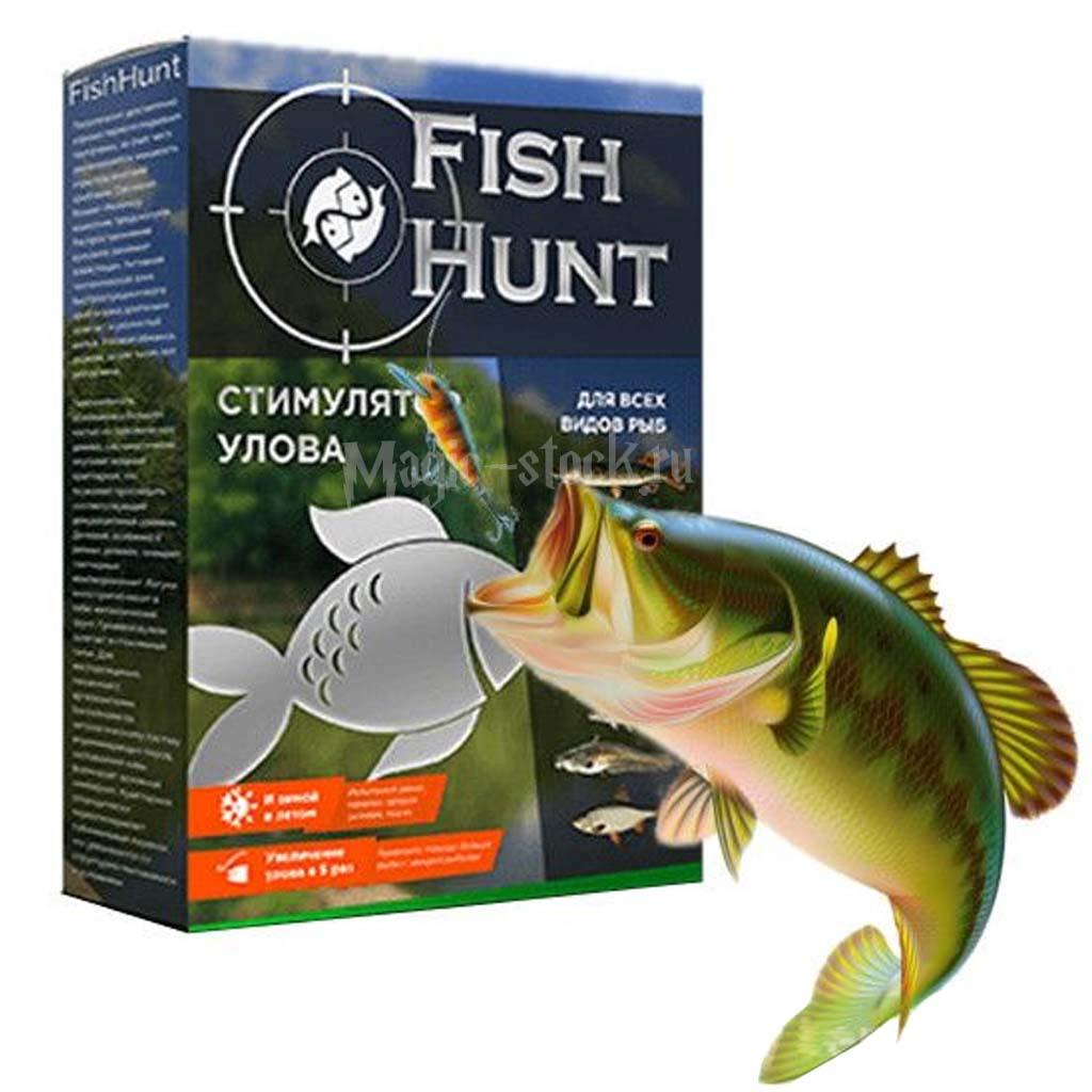Fish Hunt - активатор клева в Рубцовске