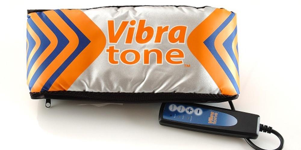 вибромассажный пояс для похудения Vibra Tone